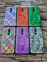 Чехол мраморныйдля Meizu Note 8 (6 цветов)