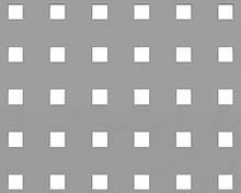 Перфорированный лист яч 10х10х0,8мм, h28vмм 1000*2000