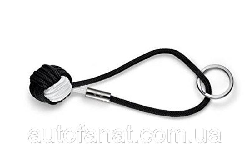 Оригинальный плетеный брелок MINI Keyring, Knot (80272445688)