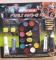 Краска для лица, грим