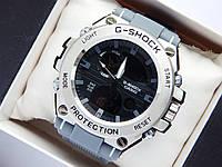 Спортивні наручний годинник Casio G-Shock GST-700 сірі з сріблястим, метал, фото 1