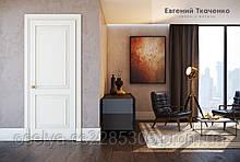 Дверь межкомнатная SOVINYON дерево натуральное с наличником 900х2100х45 мм