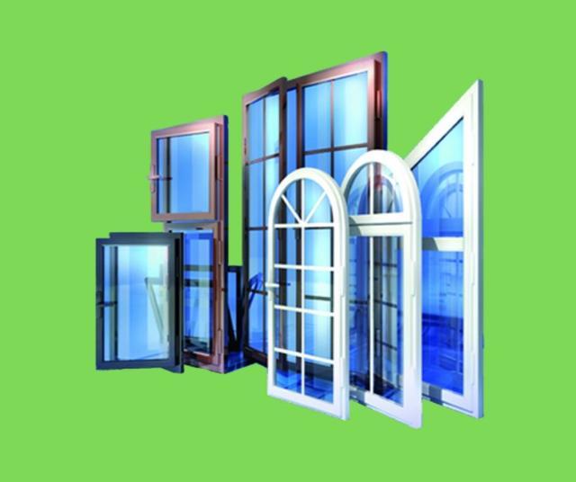 двері і вікна