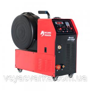 Зварювальний напівавтомат MIG SPA-280M 3 фази Welding Dragon