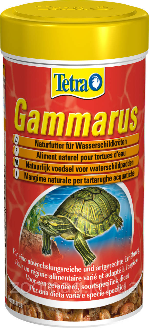 "Корм из гаммаруса для водных черепах ""Gammarus"" (100мл.), Tetra™"