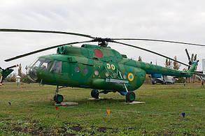 Воздушно-масляный радиатор вмр 5349 т ( вмр 2281 б ) Ми-8, фото 3