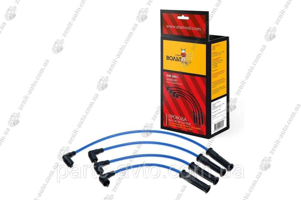 Провода зажигания высоковольтные Renault Kangoo 2 SIW 0901 СтартВОЛЬТ