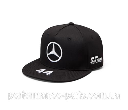 Бейсболка кепка Mercedes-Benz Motosport MARM Hamiliton Flatbrim cap b67996249 Оригинал 100%