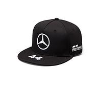 Бейсболка кепка Mercedes-Benz Motosport MARM Hamiliton Flatbrim cap b67996249 Оригинал 100%, фото 1