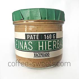 Паштет Hacendado Pate Finas Hierbas (с травами) 160 g