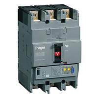 Автоматический выключатель h250, In=40А, 3п, 50kA, LSI Hager (HNC040H)