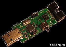 TEC Программатор