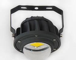 Промисловий світильник POWERLUX 30W 3000K ДСП-GR-C030-01 ІР66