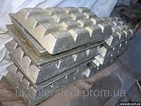 Купить Баббит Б83 Б16 (свинцово-оловянистый ГОСТ1320-74 и свинцово-сурьмянистый ГОСТ1292-81) в Днепропетровске