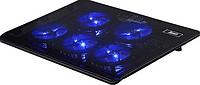 Охлаждающая подставка для ноутбука V5 ( компактная, не занимает много места), фото 1