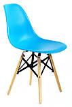 Стілець Nik Strong Eames, блакитний 51, фото 2