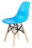 Стілець Nik Strong Eames, блакитний 51, фото 4