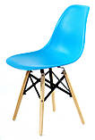 Стул Nik Strong Eames, голубой 51, фото 4