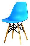 Стілець Nik Strong Eames, блакитний 51, фото 3