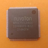 Микросхема Nuvoton NPCE791LA0DX