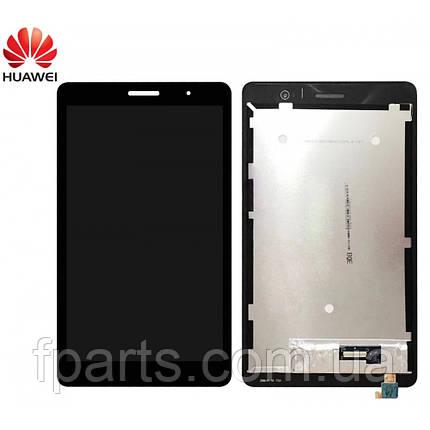 Дисплей Huawei MediaPad T3 8.0 (KOB-L09 / KOB-W09) с тачскрином, Black, фото 2