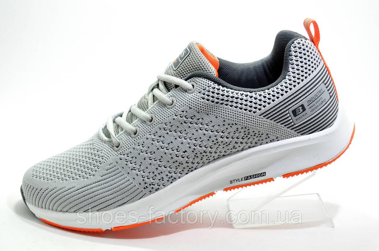 Мужские кроссовки для бега Baas, Gray