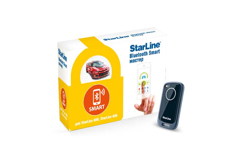 StarLine Мастер 6 Bluetooth Smart