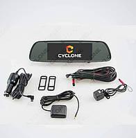 Мультимедийное зеркало универсальное CYCLONE MR-220 AND 3G