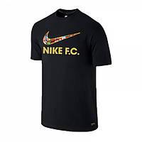 Футболка муж. Nike M Nk Fc Tee Swsh Flag (арт. 911400-010), фото 1