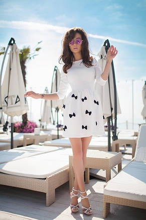 Платье с бантиком , фото 2