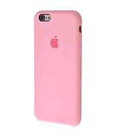 Чехол-накладка Silicone Case High Copy iPhone 6 Cotton candy