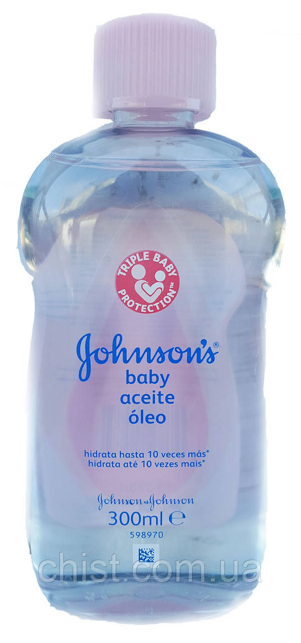 "Johnson's Baby Масло для тела ""aceite oleo"" увлажняющее (300 мл)"