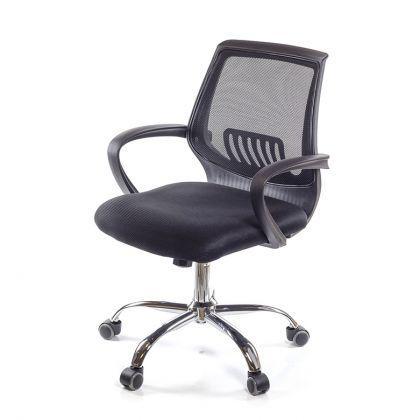 Кресло Ларк • АКЛАС • CH PR черны, красный, лайм, оранжевый, серый