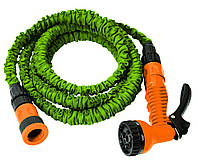 Шланг поливочный удлиняющийся (X-hose) 7,5- 22,5 м Mastertool 92-0139
