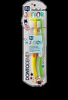 Детская зубная щетка от 6лет Zahnbürste Junior ab 6 Jahre Doppelpack 2шт