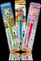 Детская зубная щетка с персонажем Zahnbürste mit verschiedenen Spielfiguren