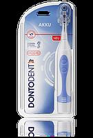 Электрическая зубная щетка с регулятором жесткости Akku-Zahnbürste аккумулятор