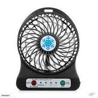 Портативный мини вентилятор Portable Fan Mini, фото 1