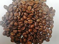 Кофе в зернах свежей обжарки арабика Мексика