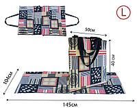 Сумка-коврик трансформер Coverbag L морская