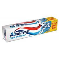 Зубная паста Aquafresh Освежающе - мятная 125 мл