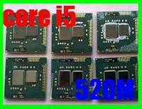 Процессор Core i5 (520m) для ноутбука, фото 1