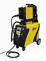 Инверторный сварочный полуавтомат KIND MIG-400D