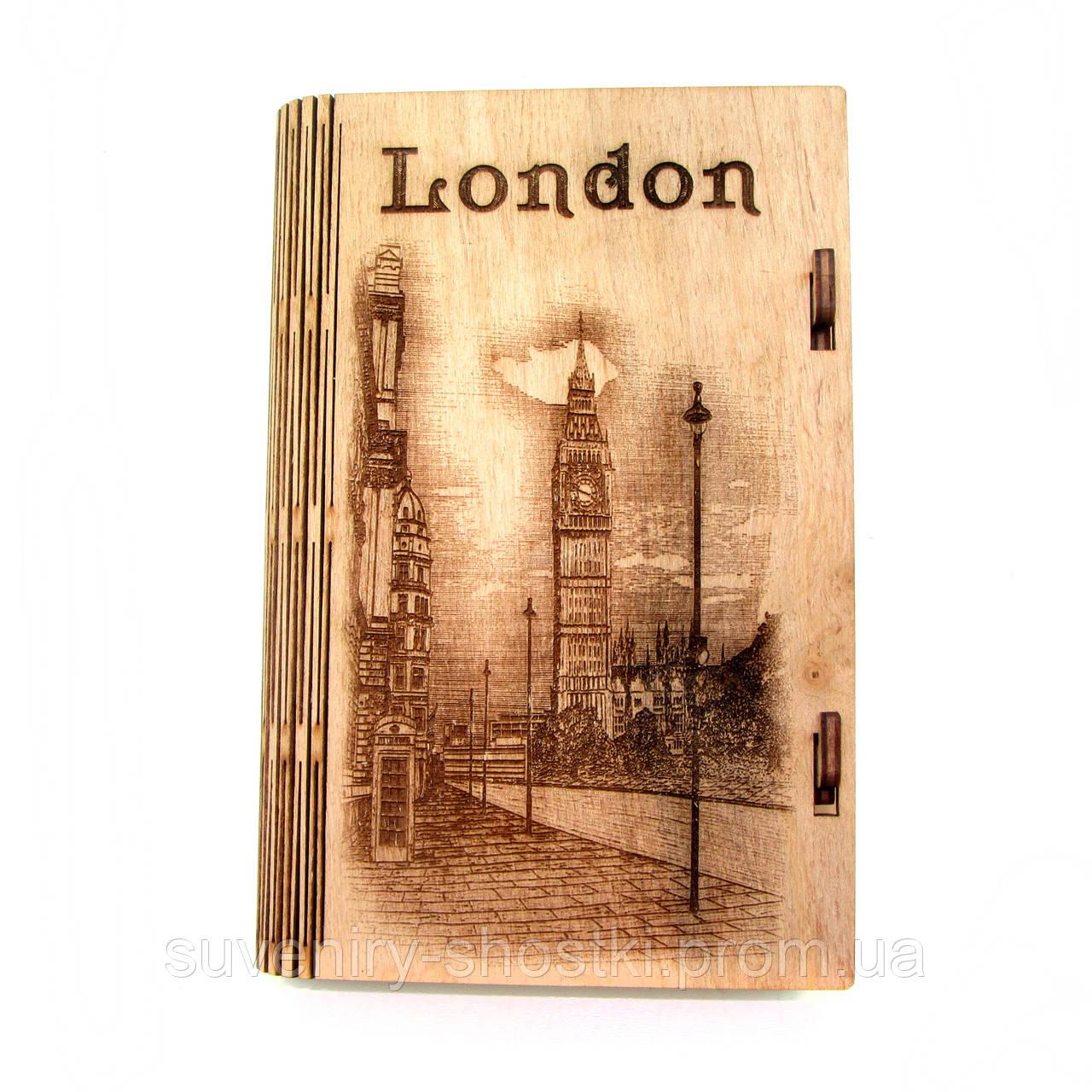 """Шкатулка """" Лондон """""""