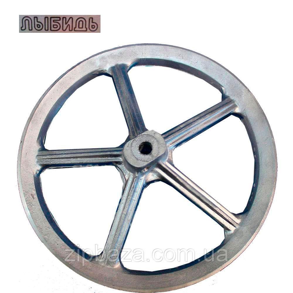 Шкив для стиральной машины Лыбидь 210 мм