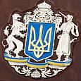 """Обложка на паспорт """"Герб Украины"""", фото 3"""