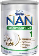 Смесь Nestle NAN Кисломолочный 1 с рождения 400 г (7613031583362)