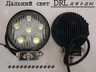 Фара диодная для дальнего света №12005А (супер яркие).