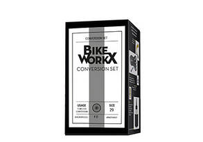 "Набор для бескамерки BikeWorkX Conversion SET 27.5"""