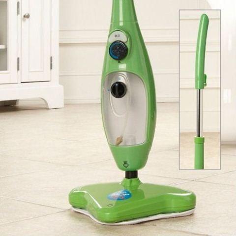 Паровая швабра H2O Mop X5 - отпариватель для дома